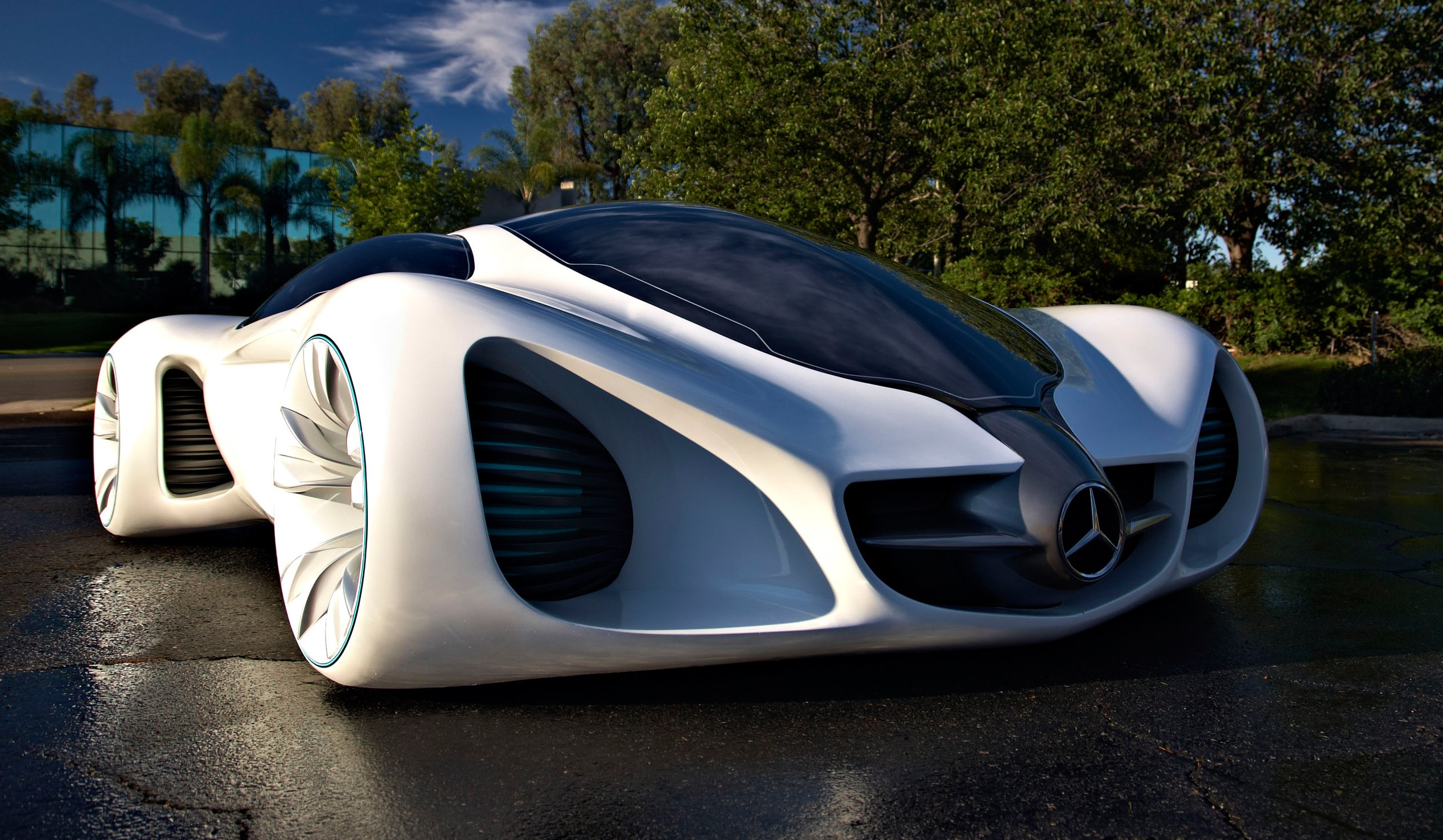 Mercedes biome concept l 39 auto del futuro l 39 innovatore for How much mercedes benz cost